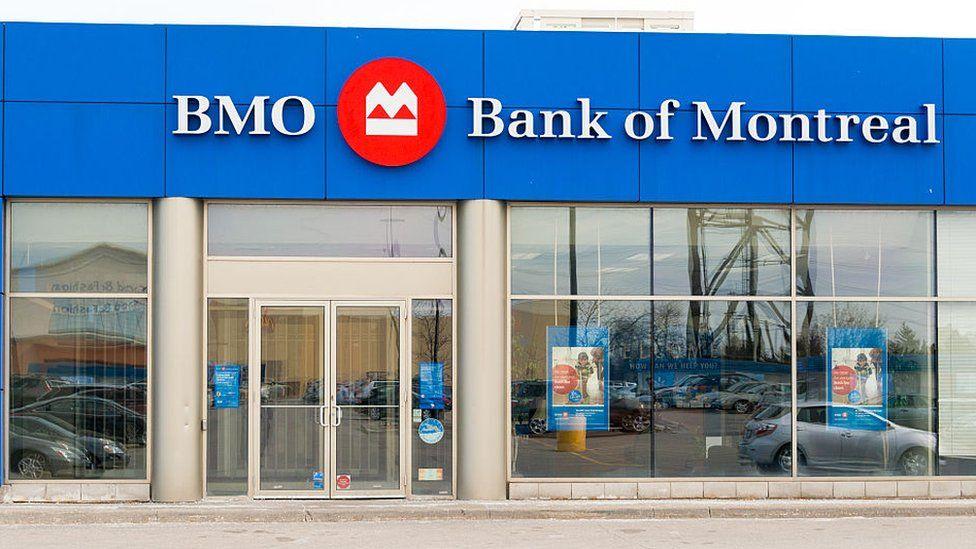 بانک های کانادا