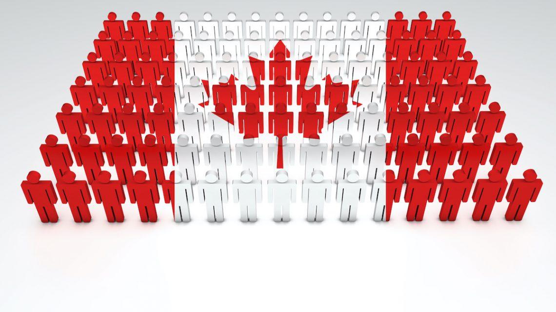 جمعیت کانادا