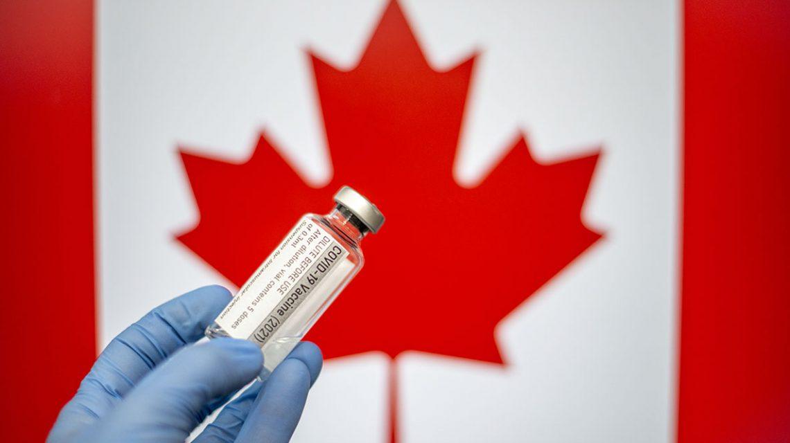 واکسن مرز کانادا