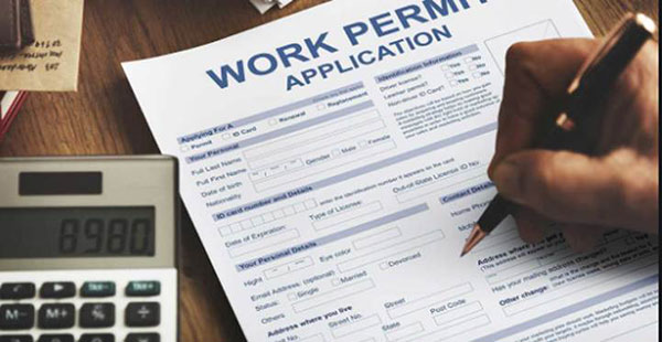درخواست ویزای کار کانادا