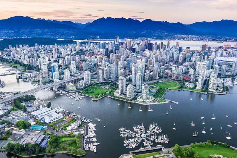 هزینه های یک ماه زندگی در ونکوور کانادا