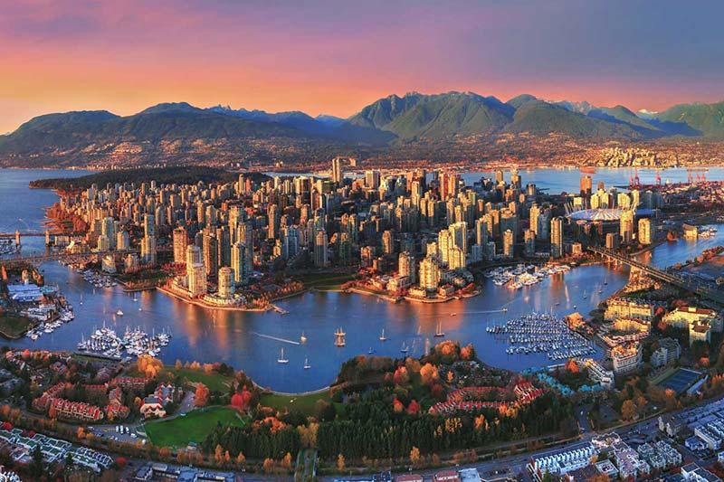 بررسی هزینه های یک ماه زندگی در ونکوور کانادا