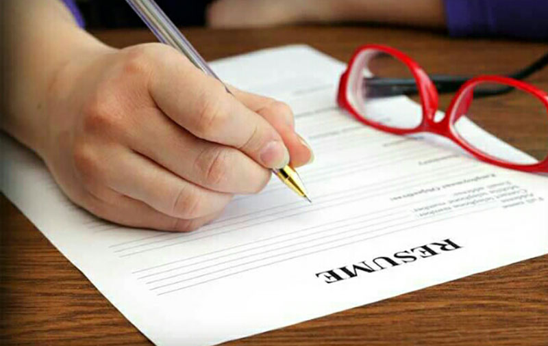 نوشتن رزومه برای مهاجرت