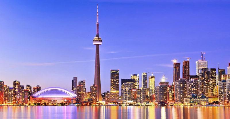 بررسی هزینه های یک ماه زندگی در تورنتو کانادا