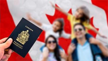 روش دریافت ویزای همراه در مهاجرت کاری به کانادا