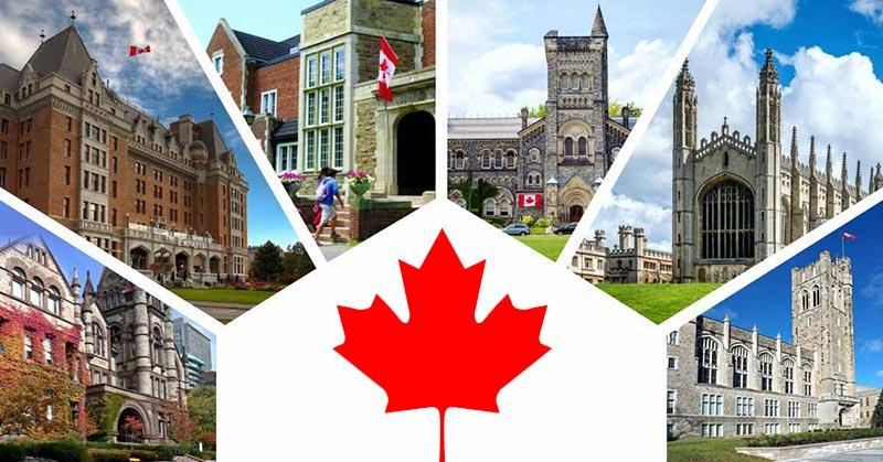 ارزان ترین دانشگاه های کانادا 2021